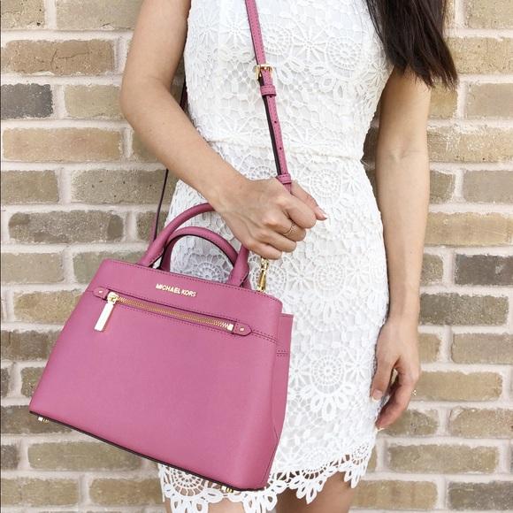 2dd3e70639a2ba Michael Kors Bags | Nwt Xs Small Crossbody Tulip Pink | Poshmark